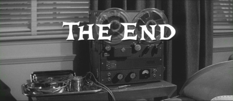The end? That tape looks like it has quite a ways to go.