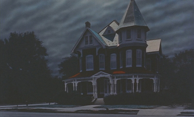 Next time on haunted house hunters, will Shadow opt for the fixer-upper at 1313 Mockingbird Lane, the stylish yet antiquated home at 0001 Cemetery Ridge or this newly renovated classic at 666 Macabre Court?