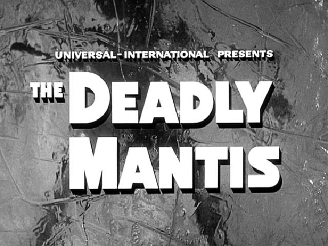 "Not to be confused with ""The Deadly Mathis"" the latest album from Johnny Mathis."