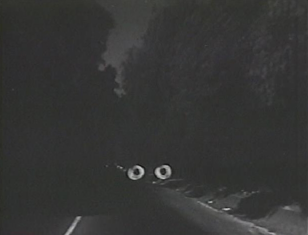 Keep your eyes on the road!