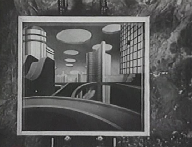 If these aliens are so advanced, then why don't they have widescreen TV's?