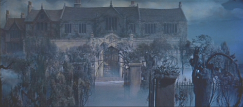Hey! It's Shadow Manor…my house!